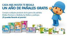 Pañales: cuál elegir, dónde comprarlos, análisis y comparativa #bebes #niños #pañales #bebes  #unamamanovata ▲▲▲ www.unamamanovata.com ▲▲▲