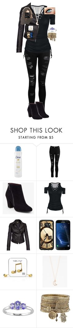 """""""C13 O1"""" by yellowandpinkbunny ❤ liked on Polyvore featuring Dove, Dorothy Perkins, BCBGeneration, Barbour International, Samsung, Happy Plugs and Full Tilt"""