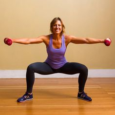 13 Ways to Tone the Inner Thighs
