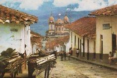 Socorro, Colombia Adobe, Nice, Rain Shower, Strong, Preschool, Antigua, Restaurants, Dibujo, Historia