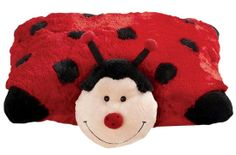 Pillow Pets Pee-Wees – Ladybug