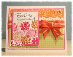 Splitcoaststampers FOOGallery - Birthday Hugs & Wishes
