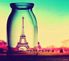 Paris en una botella