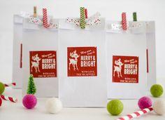 Project Nursery - Kids Christmas Party Favors - Project Nursery