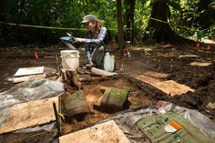 """An international team of archaeologists continues archaeological dig for a mysterious, ancient 'White City' hidden in jungle of La Mosquitia in Honduras' northeast part. Discovered in 2012, the""""White City"""" or a """"Lost City of the Monkey God"""", holds the remains of what would be a previously unknown pre-Columbian civilization. Now, archaeologists from the …"""