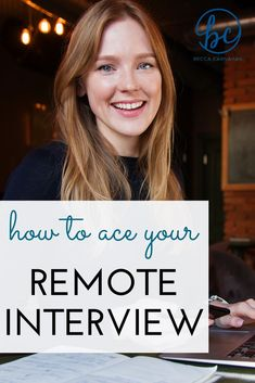 All interviews can be a bit intimidating, but remote interviews have some unique challenges. You'll be interviewing from home, and home is a very busy place right now! You'll need to prepare your answers, your space, and your technology. Not to mention managing the kids who may be looking for a snack while you're in the middle of explaining your key accomplishments. Use these tips to prepare and ace that interview!