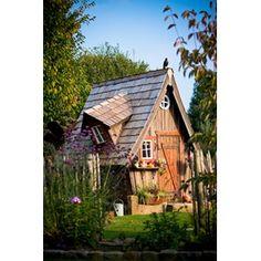Holz-Gartenhaus Lieblingsplatz Komplett-Set im OBI Online-Shop