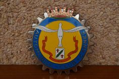 Vintage-Francia-car-club-badge-Automobile-club-cannes-1960