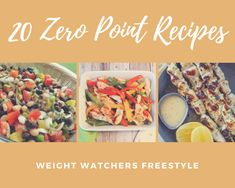 It's 4:00pm. You're wondering what to do for dinner, but you've blown through your points. We've all been there. That's when zero point food become a lifesaver! Zero point foods are also great to eat throughout the day if you are trying to save your points for dinner. Below is a list of some great… Continue reading 20 Zero Point Recipes – Weight Watchers