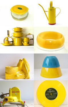 Summer Yellow --Pinned by xurple.etsy.com with TreasuryPin.com