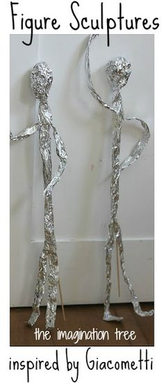 Wonderful Giacometti Sculptures