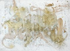 Acrylic and pigments on linen, ± 120 x 90 cm by Niels Shoe Meulman