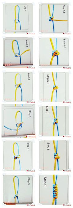 DIY Snake knot bracelet #diy #bracelet