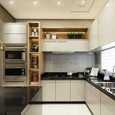 The Best Kitchen Design Apartment Kitchen, Home Decor Kitchen, Diy Kitchen, Kitchen Interior, Luxury Kitchens, Cool Kitchens, Kitchen Base Cabinets, Contemporary Kitchen Design, Best Kitchen Designs