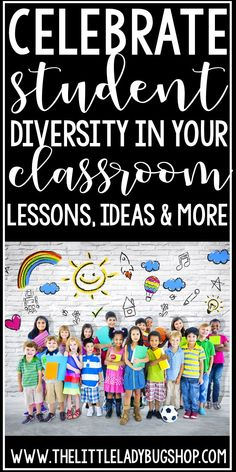 This page leads to a short explanation why celebrating cultures and diversity in the classroom is important. The site also provides different ideas and activities a teacher could use to help them plan culturally responsive lessons. Diversity In The Classroom, Multicultural Classroom, Multicultural Activities, Inclusion Classroom, Classroom Activities, Bilingual Classroom, Educational Activities, Classroom Ideas, Culture Art
