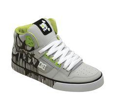 dc shoes men's spartan hi Bike Shoes, Skate Shoes, Osiris Shoes, Dc Shoes Men, Ken Block, Fresh Shoes, Vogue, Custom Shoes, Types Of Shoes