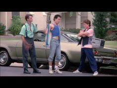 """This is the """"Top That"""" rap from the 1989 movie Teen Witch. It is the most eighties thing I have ever seen in my life. It hurts to watch it. I loved this movie as a kid! Teen Witch Top That, Real Movies, Be With You Movie, Rap Battle, Movie Quotes, Movies And Tv Shows, Make Me Smile, I Laughed, Movie Tv"""