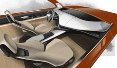 Koenigsegg Luxury Interior on Behance