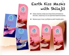 Earth Kiss Shilajit