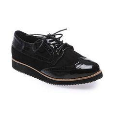 s.Oliver13202 - Zapatos Derby Hombre, Color Azul, Talla 42