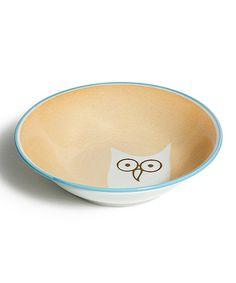 Orange Owl Soup & Salad Bowl #zulily #zulilyfinds