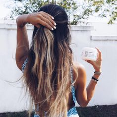 S U M M E R is coming. Is your hair ready? Get your locks in shape and build-up free with our Micro-exfoliating Shampoo. Available to shop at @Sephora. #Briogeo via @jilldeconti #Sephora