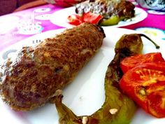 Köfte Mantolu Patlıcan