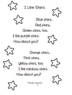 Star Poem