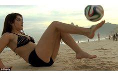 Fiorella Castillo: soccer proficiency
