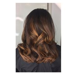 Balayage. lighter. Darker. Mid Length Hair. Warm. Warmth. copper. Mid Length Hair, Hair Lengths, Lighter, The Selection, Stylists, Copper, Warm, Long Hair Styles, Beauty