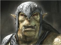 ORCS- Because Half Orcs prove they are more human than we admit.