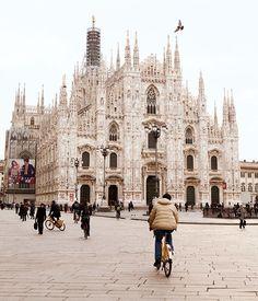 Milan, Italy travel guide :: Gourmet Traveller//