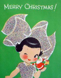 Merry Christmas Betty Bow