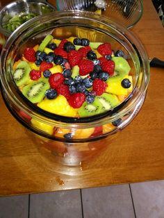 Iris's Fruit salad