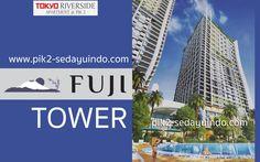 Tower FUJI Apartemen Tokyo Riverside PIK2 Jakarta