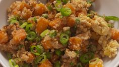 Cauliflower Fried Rice Is Our Favorite New Way To Use Cauliflower