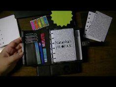 ▶ Inside My Wallet - Sketch Pocket Filofax - YouTube