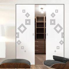 Glass Pocket Doors – Page 11 Glass Pocket Doors, Sliding Glass Door, The Doors, Creative Design, Locker Storage, Cabinet, Contemporary, Interior, Room