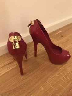 Louis Vuitton Pumps, Magenta, Christian Louboutin, Peep Toe, Beautiful High Heels, Most Beautiful Pictures, Shoes Heels, Activities, Kids
