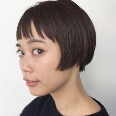 高橋 Hair Color And Cut, Hair Colour, Hair Brained, Bob Hairstyles, Short Hair Styles, Stylists, Hair Cuts, Hair Beauty, Pretty
