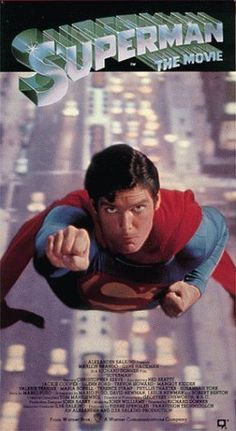 Superman ( Christopher Reeve, Margot Kidder, Gene Hackman )