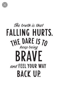 Read This Now: Brené Brown's Rising Strong | MaryAnn McKibben Dana ...