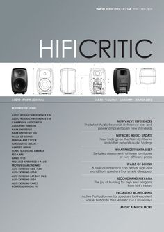 HIFICRITIC Vol6 No1 on sale now Cambridge Audio, Wall Of Sound, Hifi Audio, Data Visualization, Infographics, Magazines, Journals, Infographic, Info Graphics