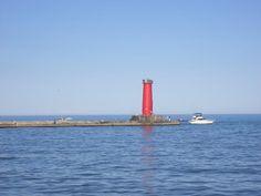 Sheboygan....Lake Michigan