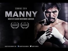 From abject poverty to becoming an eight time boxing world champion, congressman, and international icon, Manny Pacquiao is the true definition of a Cinderella-man story...In the Philippines, he first entered the ring as a sixteen year old weighing ninety-eight pounds with the goal of earning money to feed his family. Now, almost twenty-years later, when he fights, the country of 100 million people comes to a complete standstill to watch. The army and the rebels cease-fire...