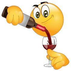 emoticon wine - New Site