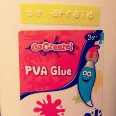 Label making fun #pvahell