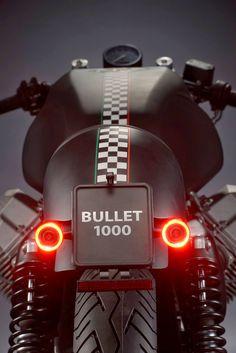 RocketGarage Cafe Racer: Bullet 1000