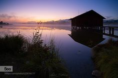 Peaceful Morning by ausserferner #landscape #travel