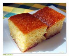 ΥΛΙΚΑ ΓΙΑ ΤΟ ΡΕΒΑΝΙ 1 κούπα σιμιγδάλι χοντρό 1 κούπα αλεύρι 1 κούπα ζάχαρη ½ κτγ μπέικιν ½ κτγ σόδα μαγειρική 3 αυγά 1 γιαούρτι στραγγιστό ½ κτγ μαστίχα τριμμένη (δεν αναφέρεται στη συνταγή)